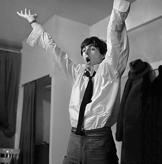 Happy birthday, Sir Paul McCartney!