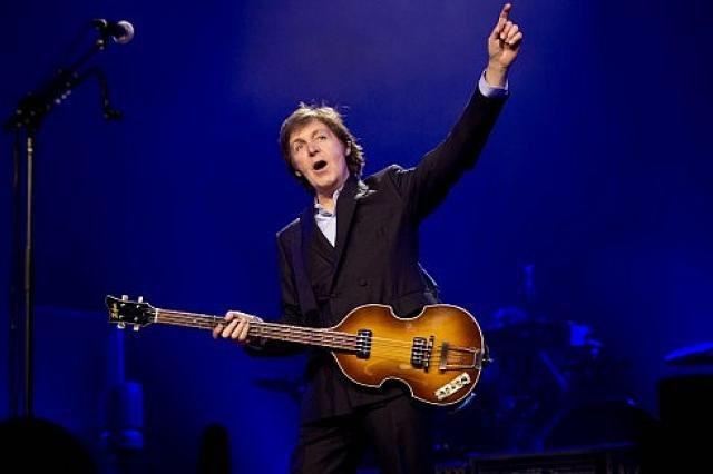 HAPPY BIRTHDAY TO  Sir Paul McCartney!!!