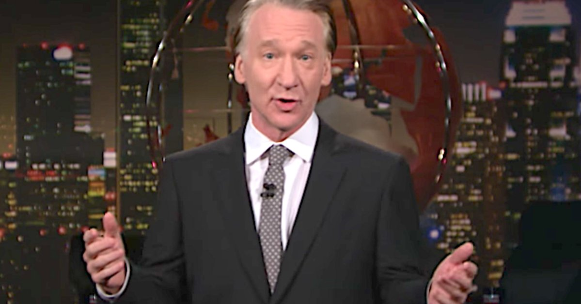 Bill Maher Rips Donald Trump's Cabinet For 'Verbally Fellating' Their 'Dear Leader'
