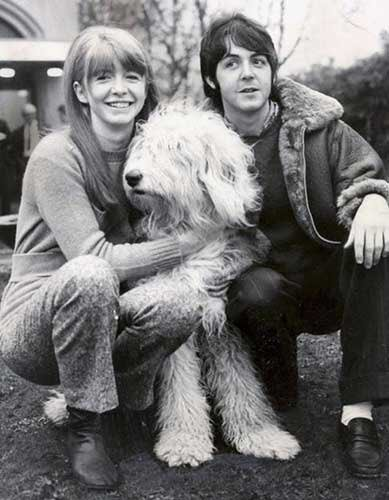 Happy 75th birthday to Paul McCartney today, animal lover and songwriting genius