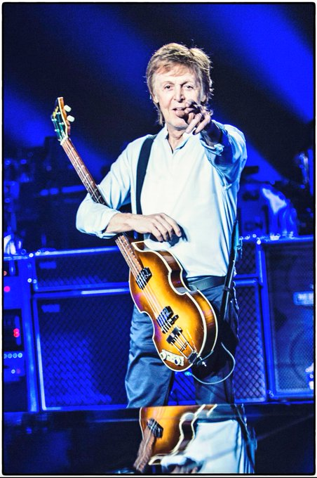 Happy 75th Birthday to my all time favorite  Paul McCartney!
