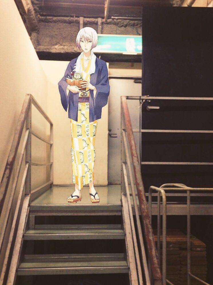 美男高校地球防衛部LOVE! CG LIVE! DAY2 夜公演、まもなく開場! #boueibu #防衛部AR
