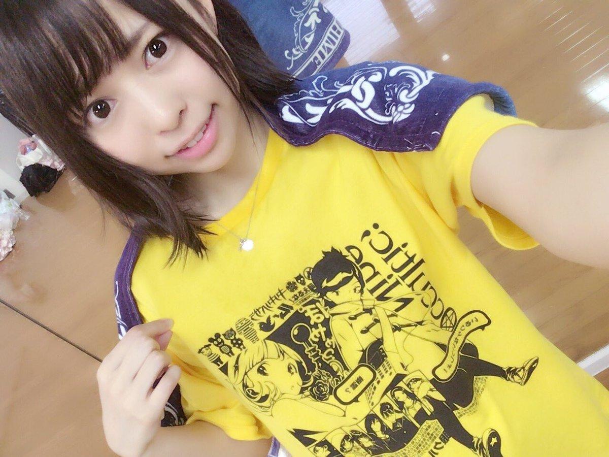レッスンでした!オカンのTシャツ(๑>◡<๑)いししゅー!   #CHEERZ #occultic_nine