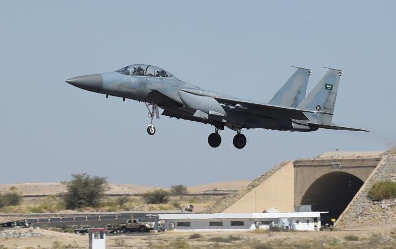 Twenty-five killed in Saudi air strikes on Yemen market: Health official