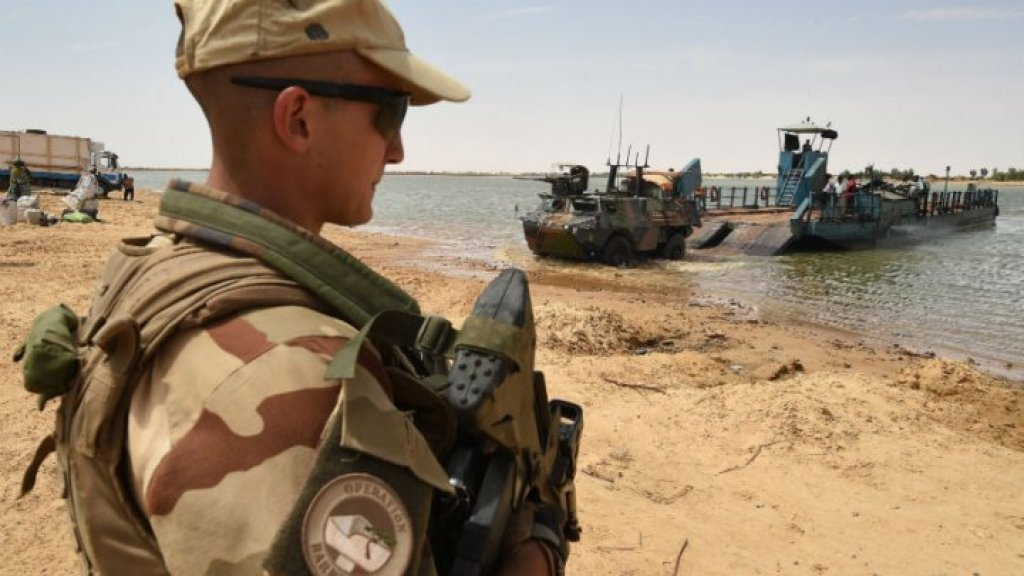 France seeks support for African anti-terrorism force despite US veto threat