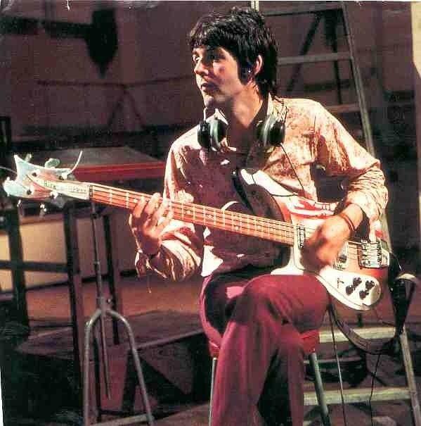 Happy birthday to Paul McCartney x