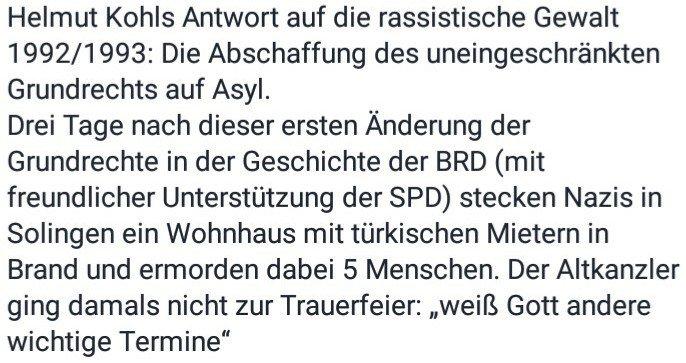 #HelmutKohl