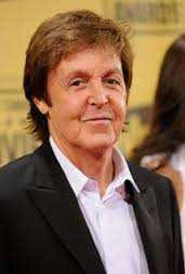 Today in history: happy birthday (1942) to one of the greatest musicians of our time, Sir Paul McCartney,