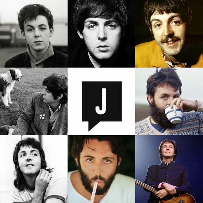 Happy Birthday Paul McCartney x