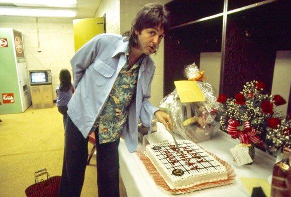 Happy Birthday, Sir James Paul McCartney