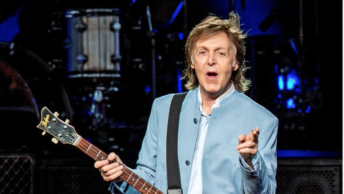 Happy Birthday, (Sir James Paul McCartney)