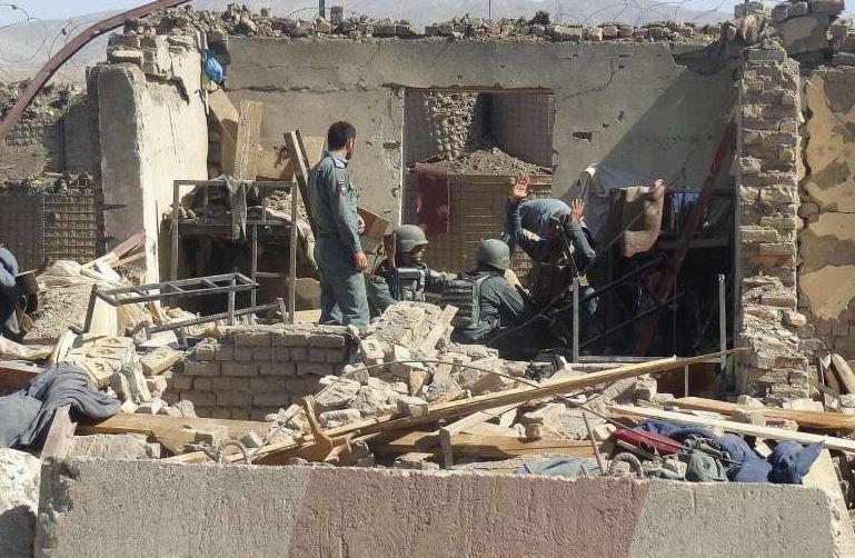 Taleban attack kills five Afghan police, injures 15