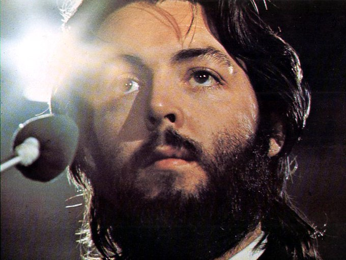 Happy birthday to living legend and great creator Paul McCartney
