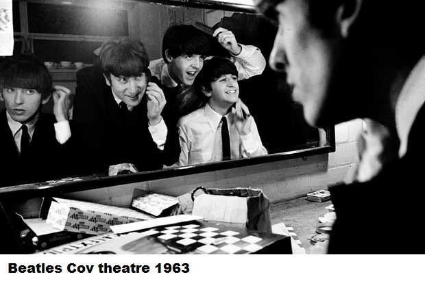 Happy 75th Birthday to Sir Paul McCartney,here\s some pics from his time in Coventry