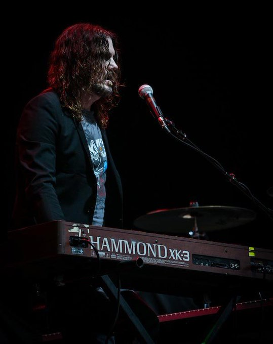 On This Day - June 18th 1963. Longstanding keyboardist Dizzy Reed is born! Happy Birthday -