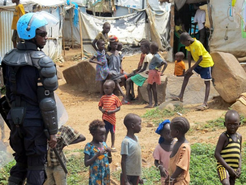 South Sudan's displaced see little chance of peace