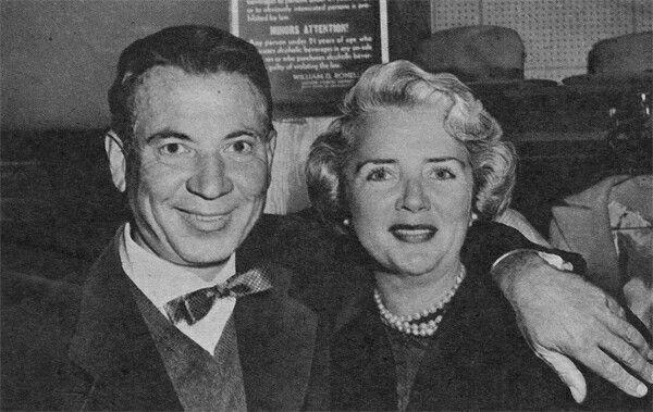 ##HarpoMarx and Susan Marx early 1950's https://t.co/63W9ISAmTz