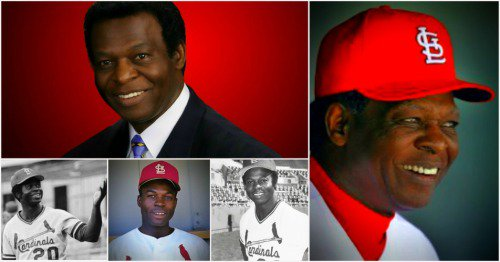 Happy Birthday to Lou Brock (born June 18, 1939)