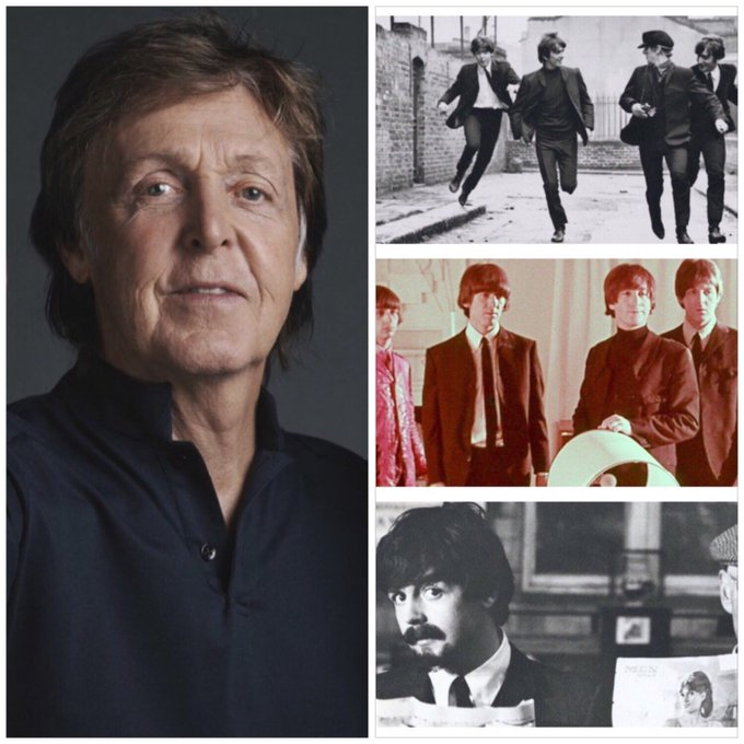 Happy 75th birthday to Paul McCartney! In film: