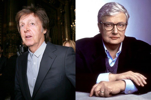 June 18: Happy Birthday Paul McCartney and Roger Ebert