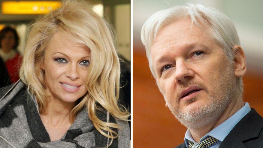 Pamela Anderson pens love letter to Julian Assange  https://t.co/IoOqyYFbDY via @SkyNews https://t.co/j1naV1KMpX