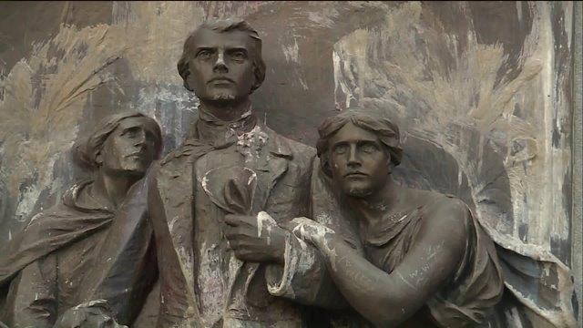 Civil War Museum sues St. Louis over Confederatememorial