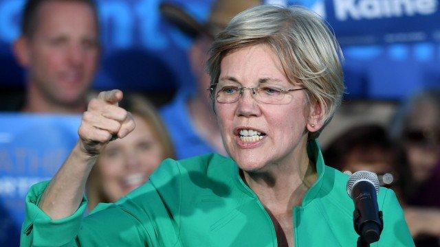 Warren to Trump: 'Donald, you ain't seen nasty yet' https://t.co/VssMOYDwfJ https://t.co/VmsDXovKBp