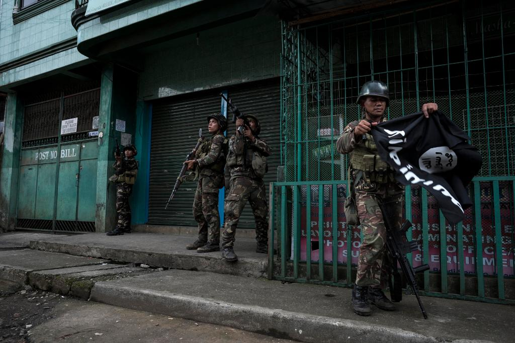 Islamic State threat in Southeast Asia is raising alarm in Washington