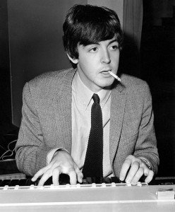 Happy Birthday to Paul McCartney! The legendary songwriter turns 75 today!