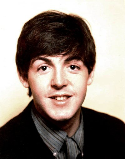 Happy birthday to the legendary Paul McCartney!