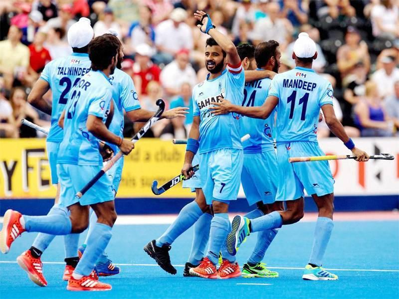 Hockey World League Semi-Final: India beat Pakistan 7-1 https://t.co/QRMafXDljC via @toisports https://t.co/Lo81wiNsuH