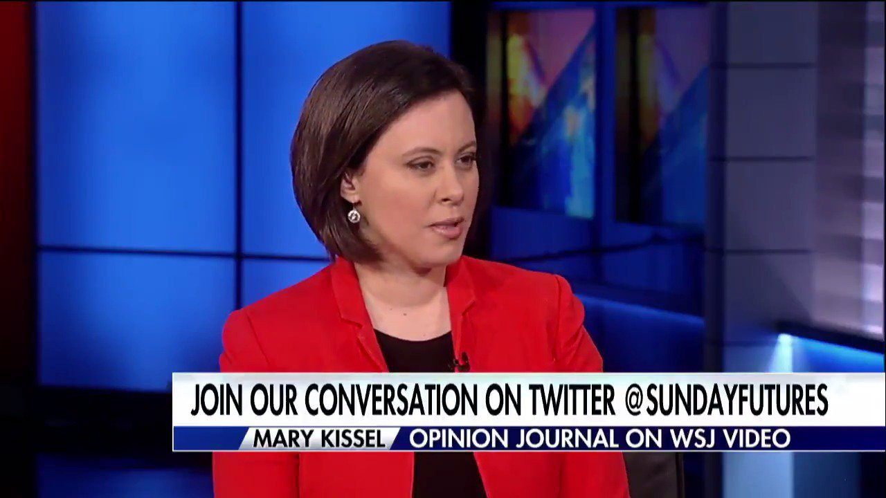 .@marykissel: 'This is starting to look like a witch hunt.' #SundayFutures @MariaBartiromo https://t.co/NhH2eIajTr
