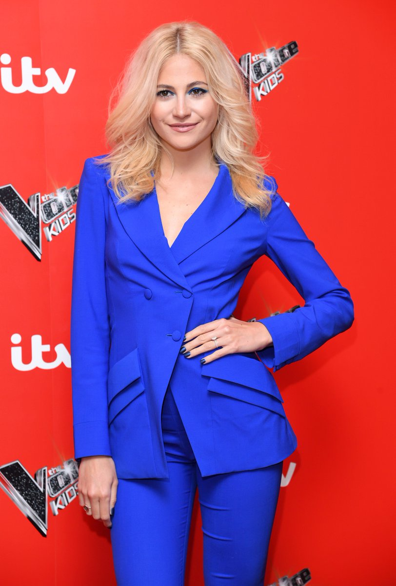 Pixie Lott suffers awkward moment on The Voice Kids!