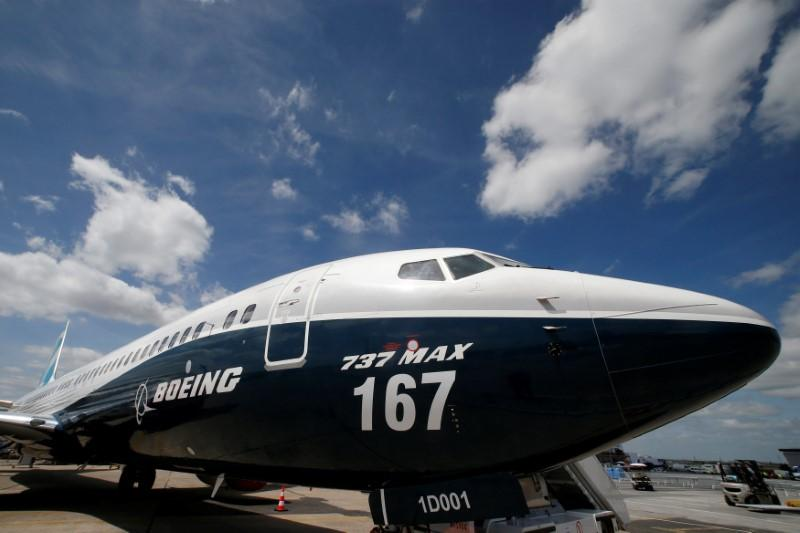 Boeing sees strong interest in potential new 737 model