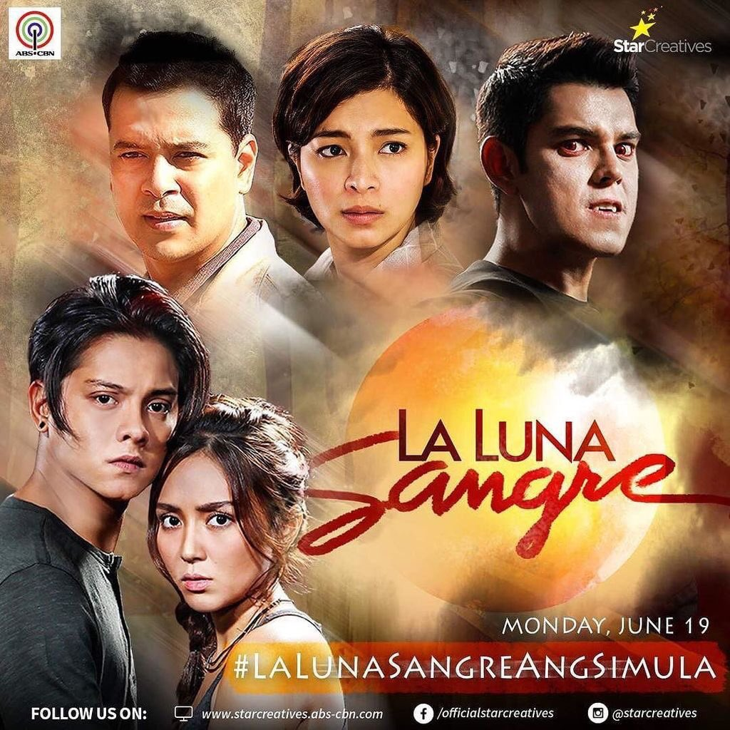 RT @kxthniels: Today is the day. #LaLunaSangreAngSimula https://t.co/yftV4VqlbD