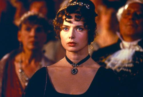 Happy birthday We especially love your historical costume movie roles -