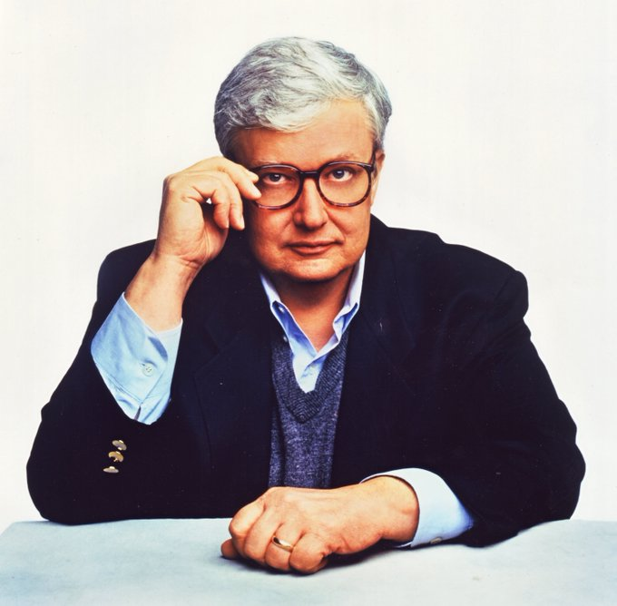 Happy Birthday Roger Ebert ( and June 18, 1942 (Gemini)