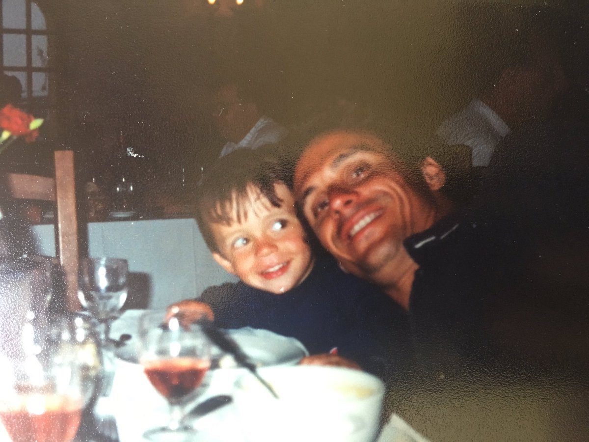 test Twitter Media - My son @MaxRoth8 (now 30) sent this with #FathersDay wishes #LoveBeingaDad https://t.co/d6SxqIG0PW