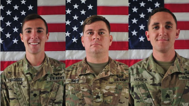 Funerals set for airborne soldiers killed in Afghanistan