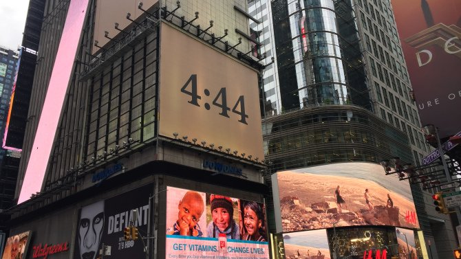 The mysterious 444 from JayZ (@S_C_) drops June 30.