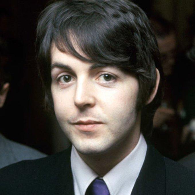 Happy 75th Birthday Paul McCartney of The Beatles