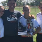 Double-play dad: Derrik Brinkman reflects on coaching family