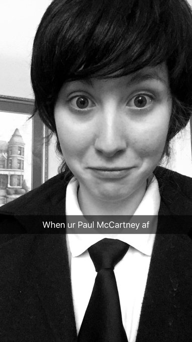 Happy birthday and Father\s Day to my true father, Paul McCartney