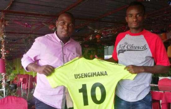 Singida United wasajili mfungaji bora wa Rwanda