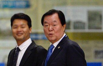 김경재 자유총연맹 총재