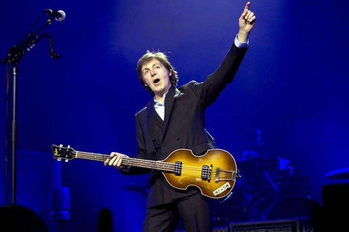 Happy Birthday Sir Paul McCartney.