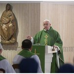 Pope at Mass: God's power saves us from weakness and sins