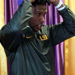 Racey to win: LSU freshman receiver McMath started honing his running at early age
