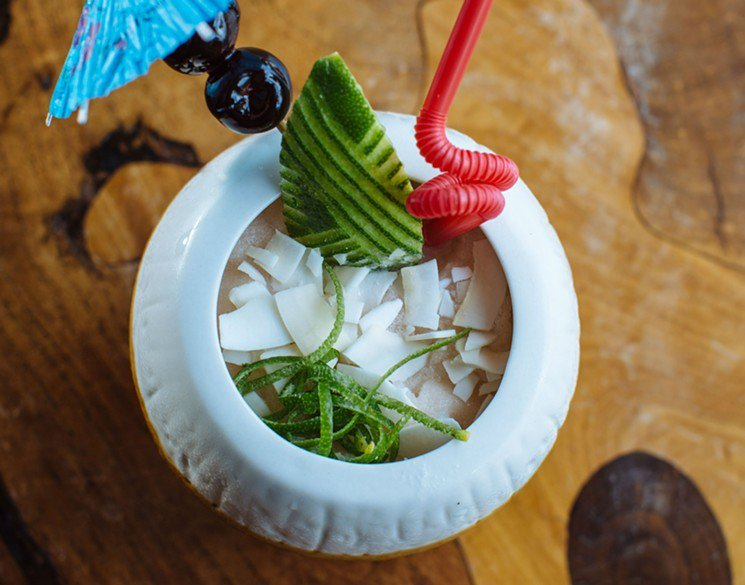 Four Tiki Cocktails to Sip This Week in Dallas