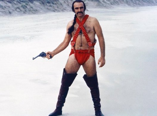 Ryan Reynolds Celebrated FathersDay By Sharing An Outrageous Photo of Sean Connery